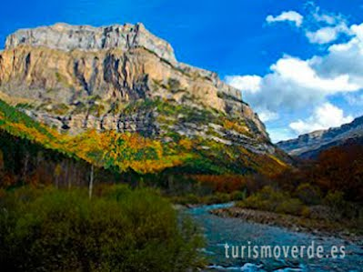 TURISMO VERDE HUESCA. Valle de Bujaruelo